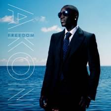 阿肯Akon《Freedom》流行说唱欧首版WAV+CUE/CT