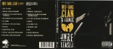 嘻哈团体武当派:Wu-Tang Clan全集《18CD》1993-2011/APE/BD