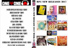 《MP3 NEW RELEASES 2017 WEEK 33》32CD+UK TOP 40 14-08-17/MP3/BD
