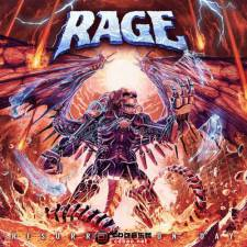 德著名重金速度能量:Rage《Resurrection Day 》2021/FLAC/BD