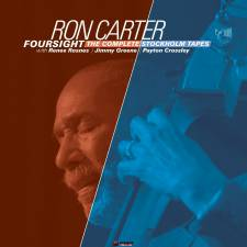 爵低音提琴Ron Carter - Foursight - The Complete Stockholm Tapes 2021 24-48