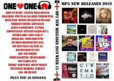 《MP3 NEW RELEASES 2019 WEEK 15》24CD+UK TOP 40 05-04-19/MP3/BD
