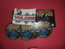 VA - Hardstyle Top 200 The Giga - Hardstyle Megamix Collection Vol. 10/4CD/FLAC