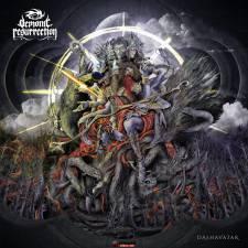 罕见的印度旋律黑死:Demonic Resurrection《Dashavatar》2017/MP3/BD