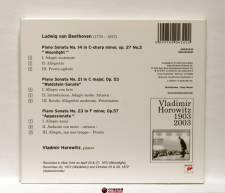 Beethoven《Piano Sonatas Nos.14,21,23-Vladimir Horowitz》2003/FLAC/ALYP