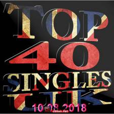 The Official UK Top 40 Singles Chart (10.08.2018) Mp3/BD