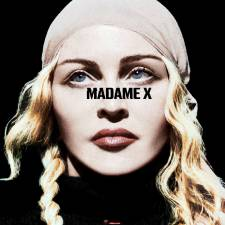 麦当娜:Madonna《Madame X》(Japan Regular Ed.)日版 /2019/FLAC/CT+种子