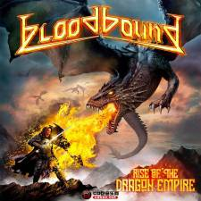 瑞典重金能量金属:Bloodbound《Rise of the Dragon Empire》2019/FLAC/BD