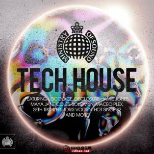 VA - Tech House - Ministry of Sound (iTunes Plus AAC M4A) (2014)